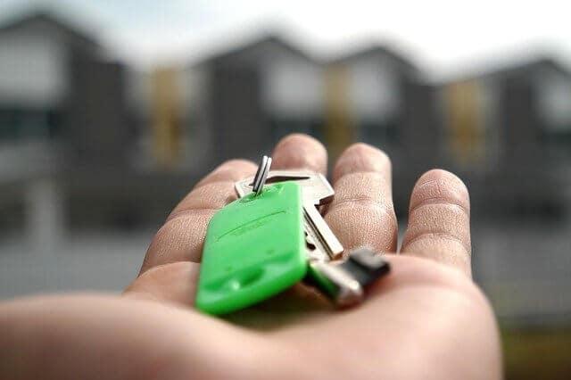Nieruchomości klucze